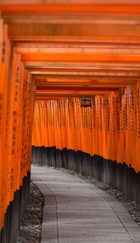 Orange Aisle