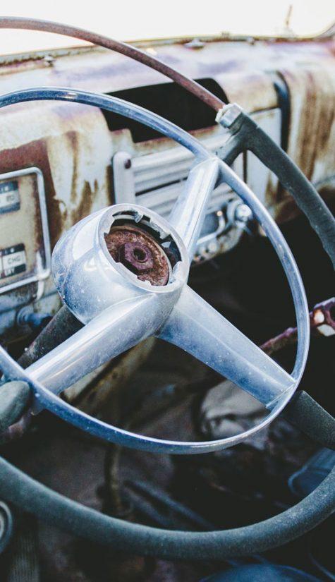 Stir Old Car